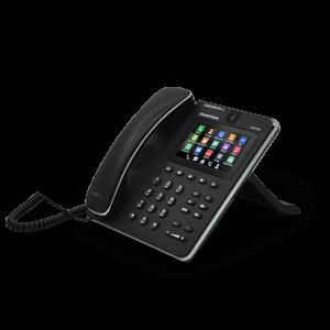 https://admin.leucotron.com.brImagem do Terminal Telefônico Grandstream da Leucotron.